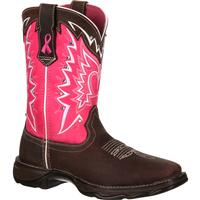 Durango® Benefiting Stefanie Spielman Women's Western Boot, , medium
