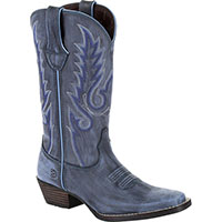 Durango Dream Catcher Womens Navy Western Boot, , medium