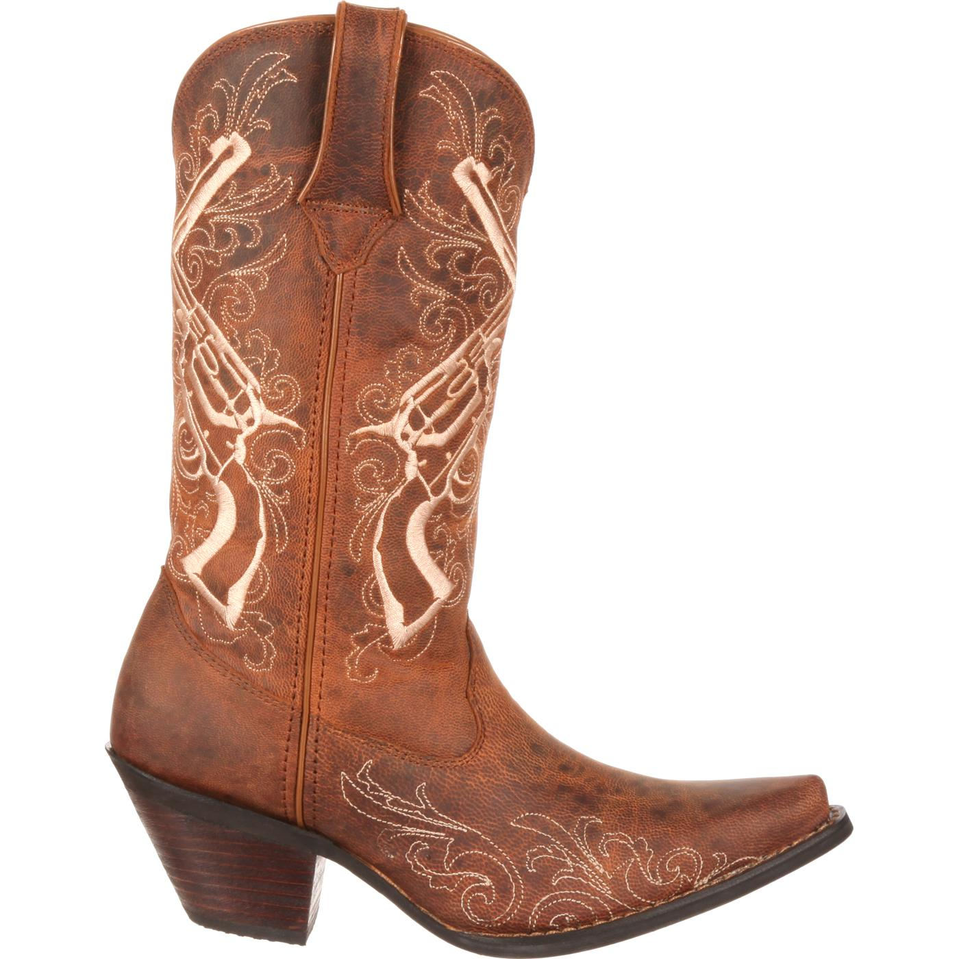 Excellent Womenu0026#39;s Durango Bootu00ae 11u0026quot; Harness Crossroads Boots Black - 47980 Motorcycle U0026 Biker Boots At ...