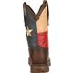 Rebel™ by Durango® Steel Toe Texas Flag Western Boot, , small