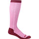 Durango® Boot Women's Lightweight Merino Wool Socks, PINK, small
