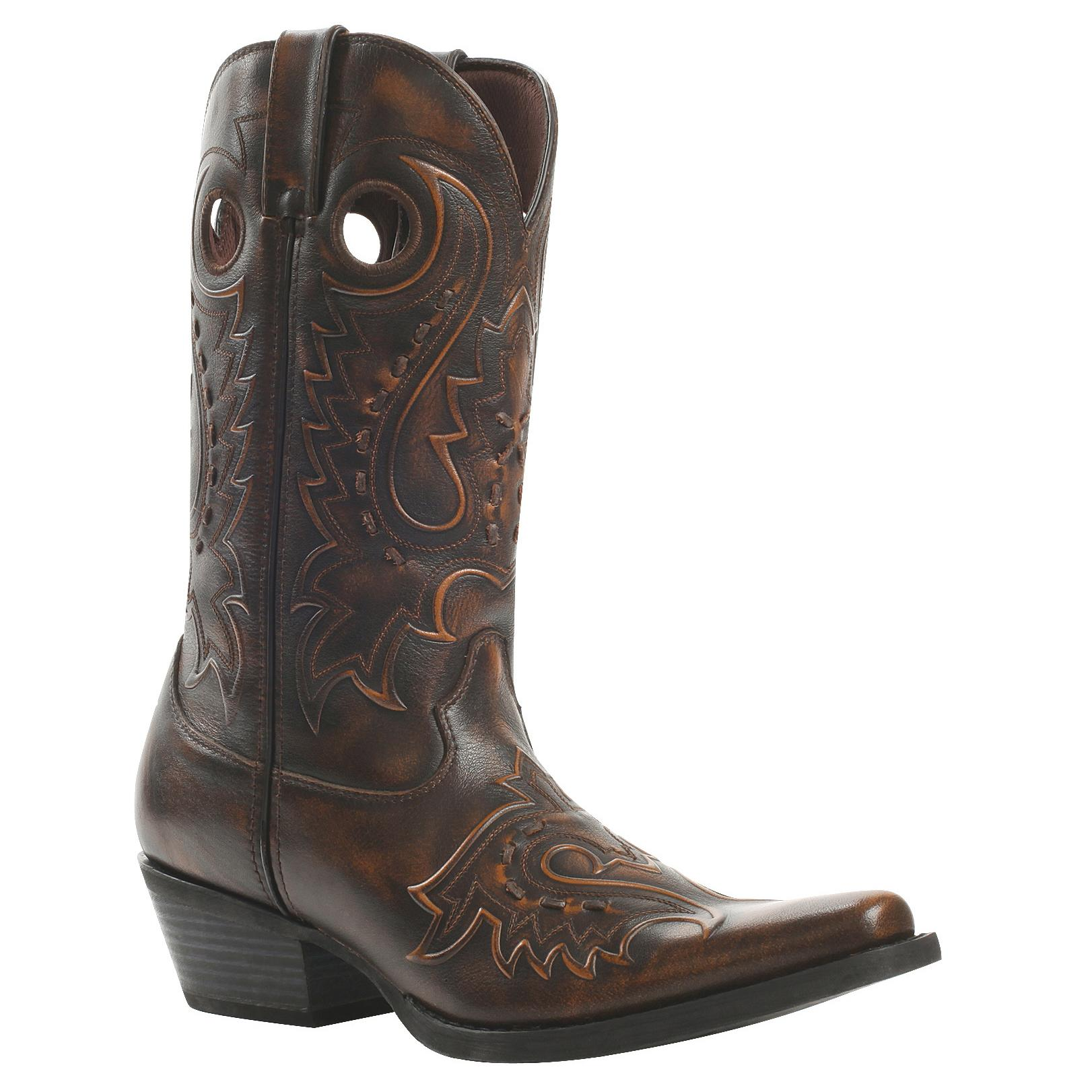 gambler by durango s brown western boots db5433