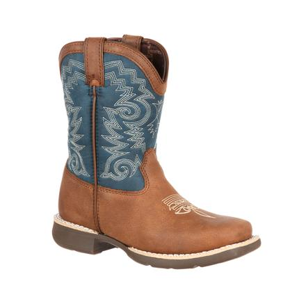 LIL' DURANGO® Adolescent Stockman Western Boot