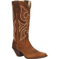 Crush by Durango Women's Tan Jealousy Western Boot, , medium