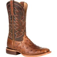 Durango® Premium Exotic Full-Quill Ostrich Western Boot, , medium