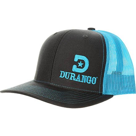 Durango® Richardson Ball Cap, Turquoise, large