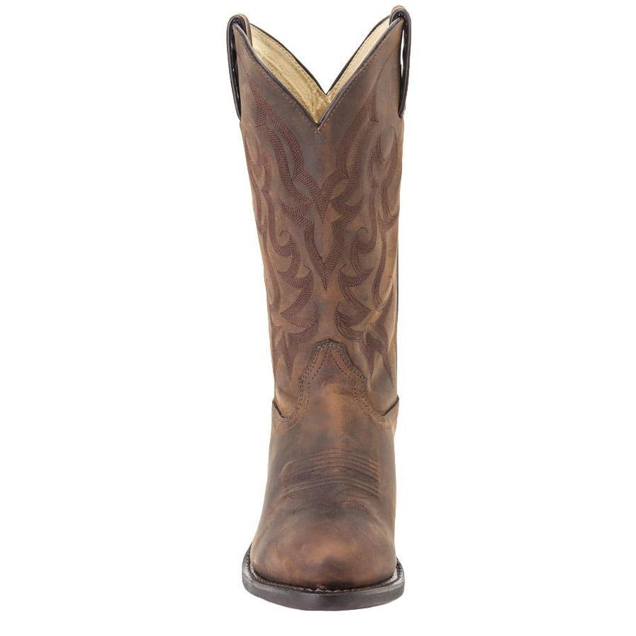 9e4ba5ecd50 Durango Soft Tan Leather Western Boot