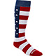 Durango Boot Flag Sock, , small