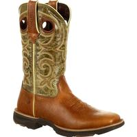 Durango Ultra-Lite Women's Honey Tan Western Boot, , medium