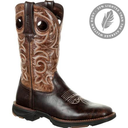 Durango Ultra-Lite Women's Toasted S'more Western Boot, , large
