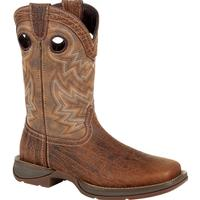Rebel by Durango Trail Brown Western Boot, , medium