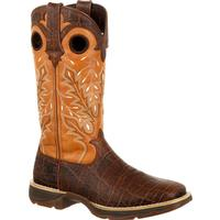Lady Rebel by Durango Women's Faux Exotic Western Boot, , medium
