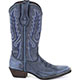 Durango® Dream Catcher™ Womens Navy Western Boot, , small