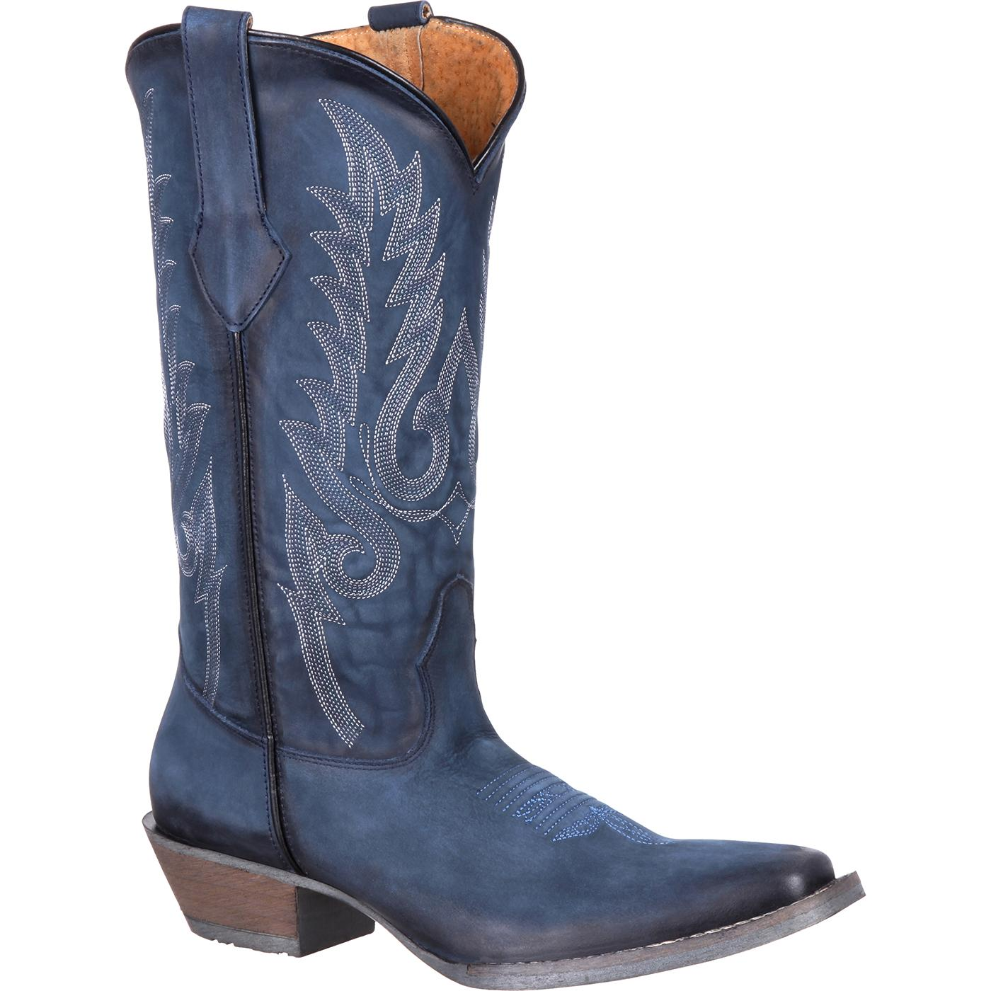 95fb3cfd81f Durango Dream Catcher Women s Navy Western Boot