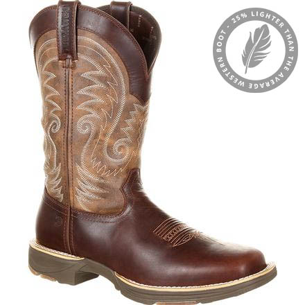 Durango UltraLite Waterproof Western Boot, , large