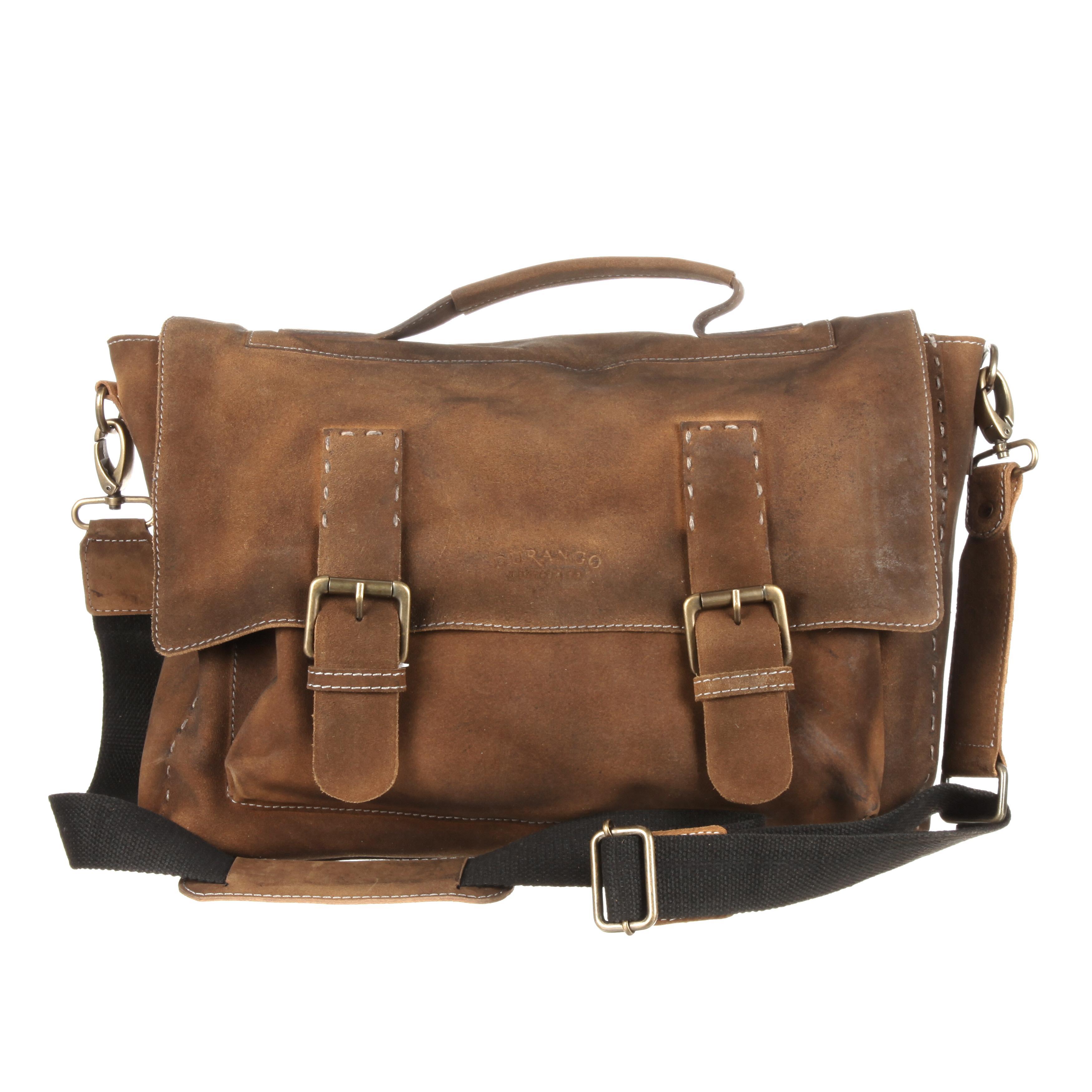 Durango Leather Company Outlaw Messenger Bag, DLC0065