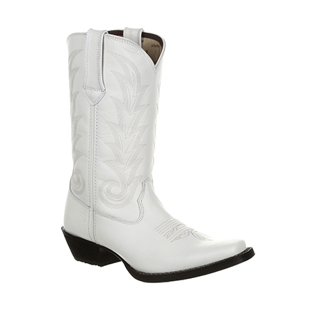 30ec79225900b Images. Durango Women s Classic White Western Boot ...