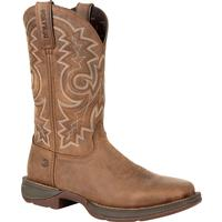 Rebel by Durango Buckskin Western Boot, , medium