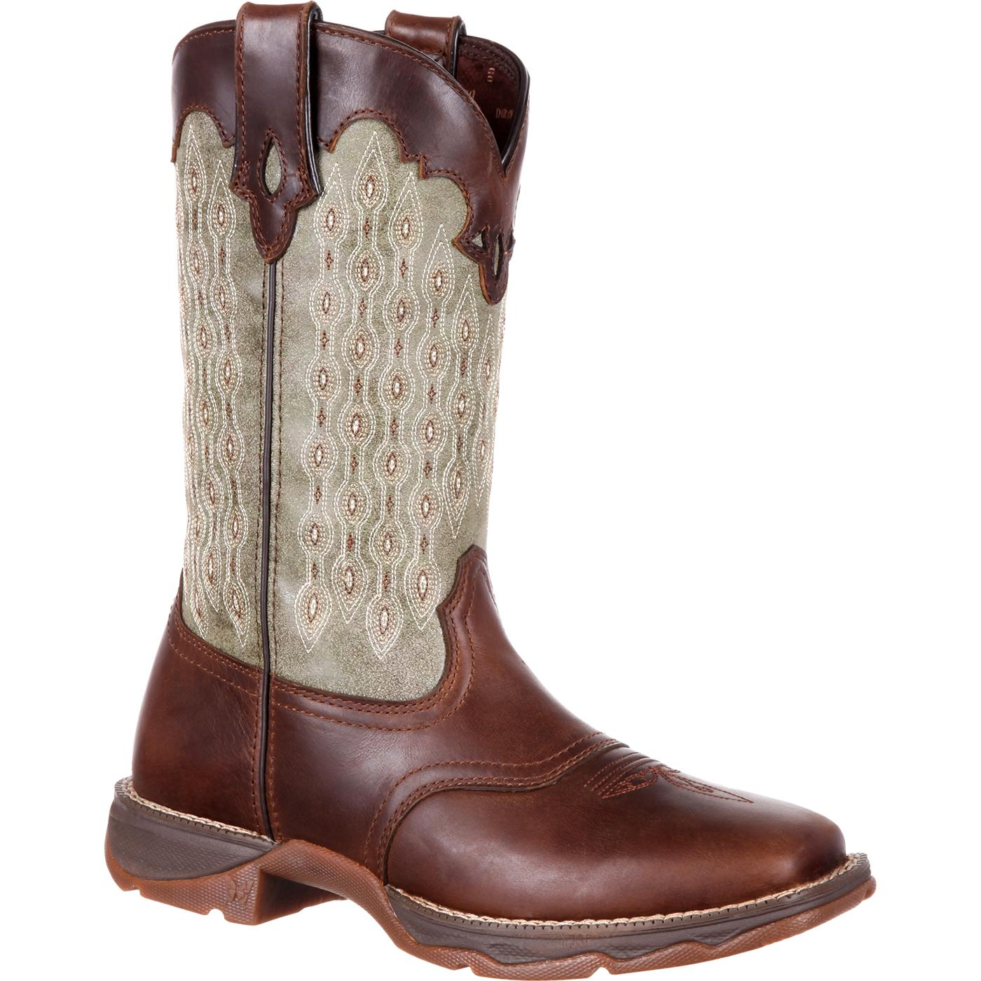 Women's Drd0195 Western Boot