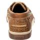 Durango Music City Men's Western Embossed Boat Moc, , small