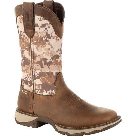 Lady Rebel™ by Durango® Women's Desert Camo Western Boot