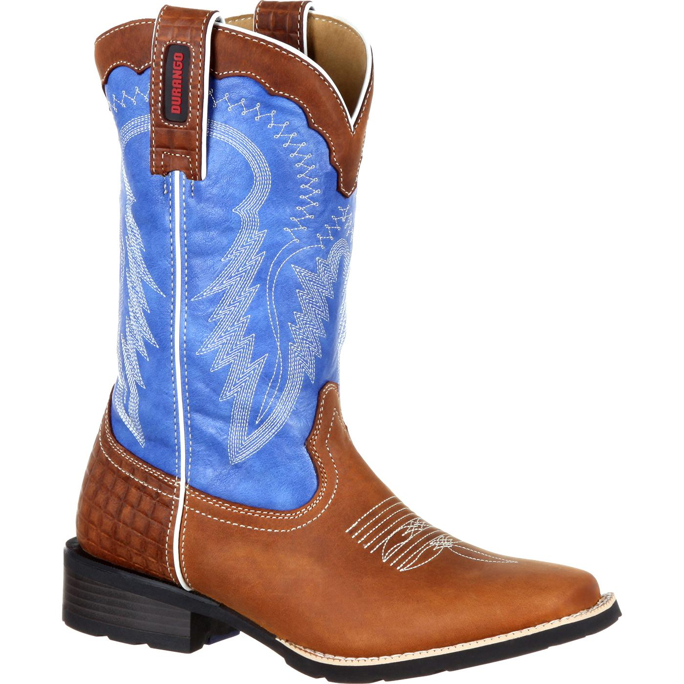 Women's DRD0192 Western Boot