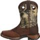 Lil' Durango Little Kid Camo Saddle Western Boot, , small