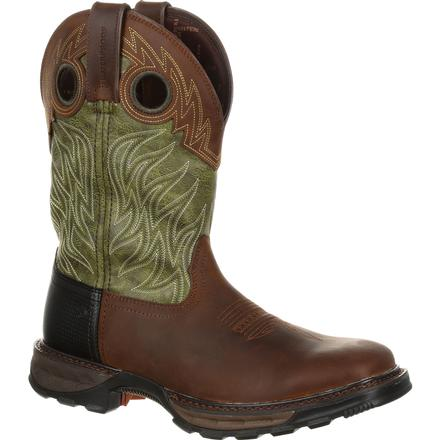 Durango® Maverick XP™ Waterproof Western Work Boot, , large