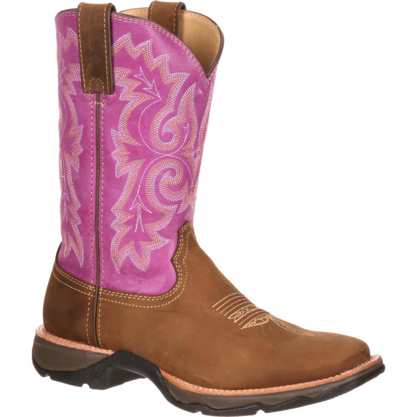 primera vista muy elogiado zapatos exclusivos Ramped-Up Lady Rebel™ by Durango® Women's Western Boot