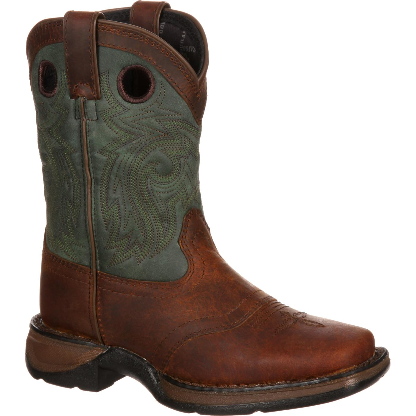 3dbef4268e73 Images. Lil  Durango Little Kid Saddle Western Boot ...
