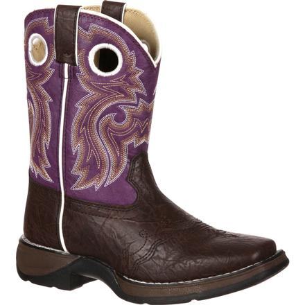 Lil' Durango Big Kid Western Boot, , large