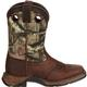 Lil' Durango Big Kid Camo Saddle Western Boot, , small