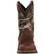 LIL' DURANGO® Little Kid Camo Saddle Western Boot, , small