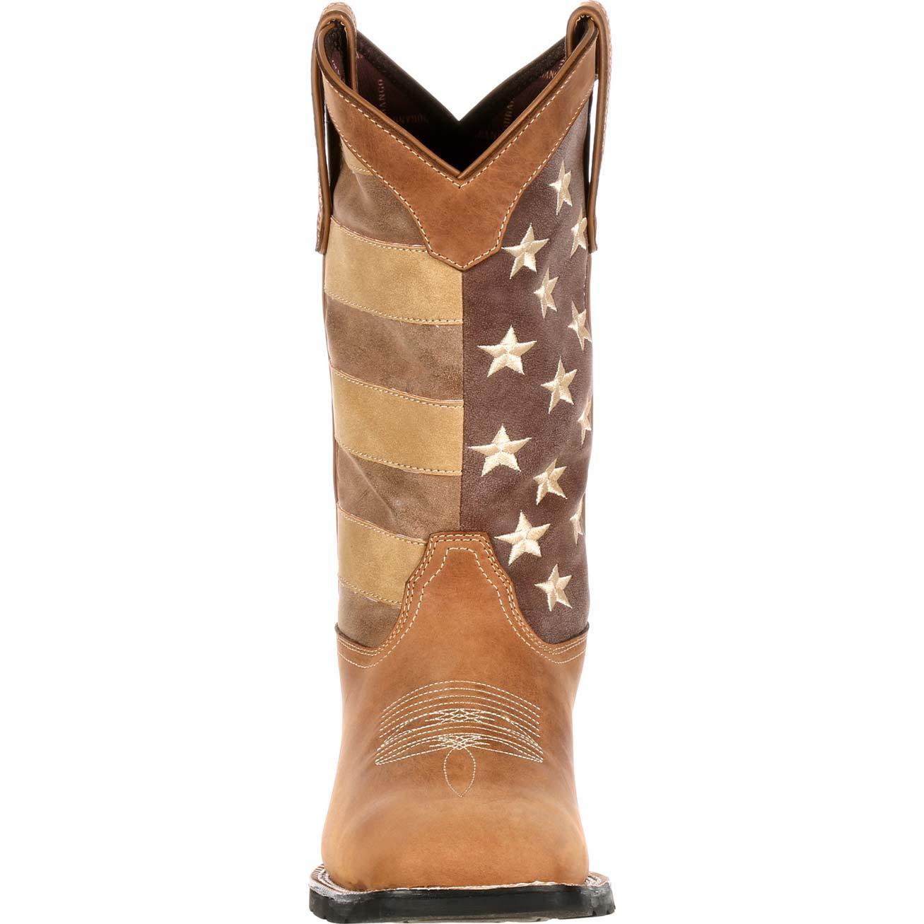 4ea6ef28513 Durango Mustang Faded Glory Western Boot