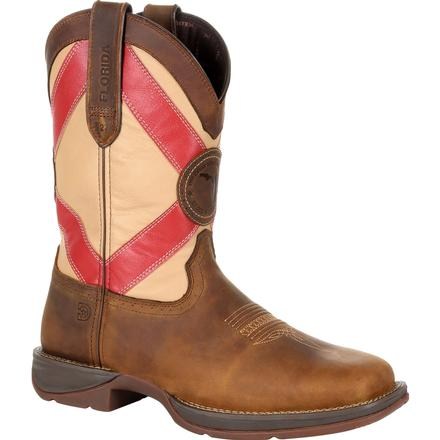 Rebel by Durango Florida State Flag Western Boot, , large