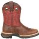 Lil' Rebel by Durango Big Kids' Waterproof Western Saddle Boot, , small