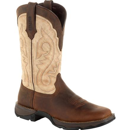 Lady Rebel by Durango Women's Brown Western Boot, , large