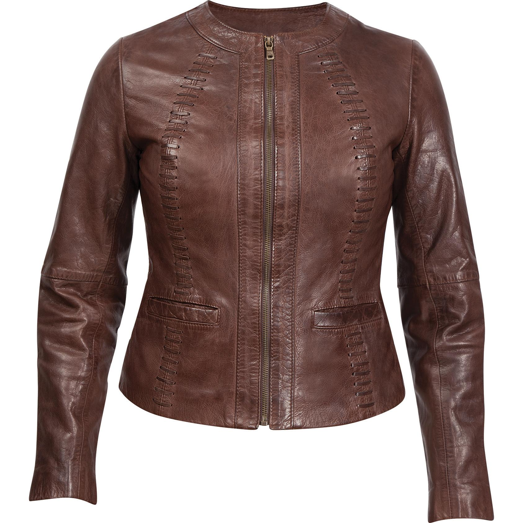 Durango Leather Company - Women s Wild Cat Brown Jacket 5059deab5