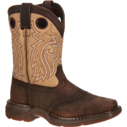 Lil' Durango Little Kid Saddle Western Boot, , large