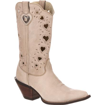 Crush by Durango Women's Taupe Heartfelt Boot, , large