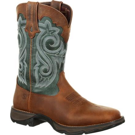 Lady Rebel™ by Durango® Women's Waterproof Western Boot, , large