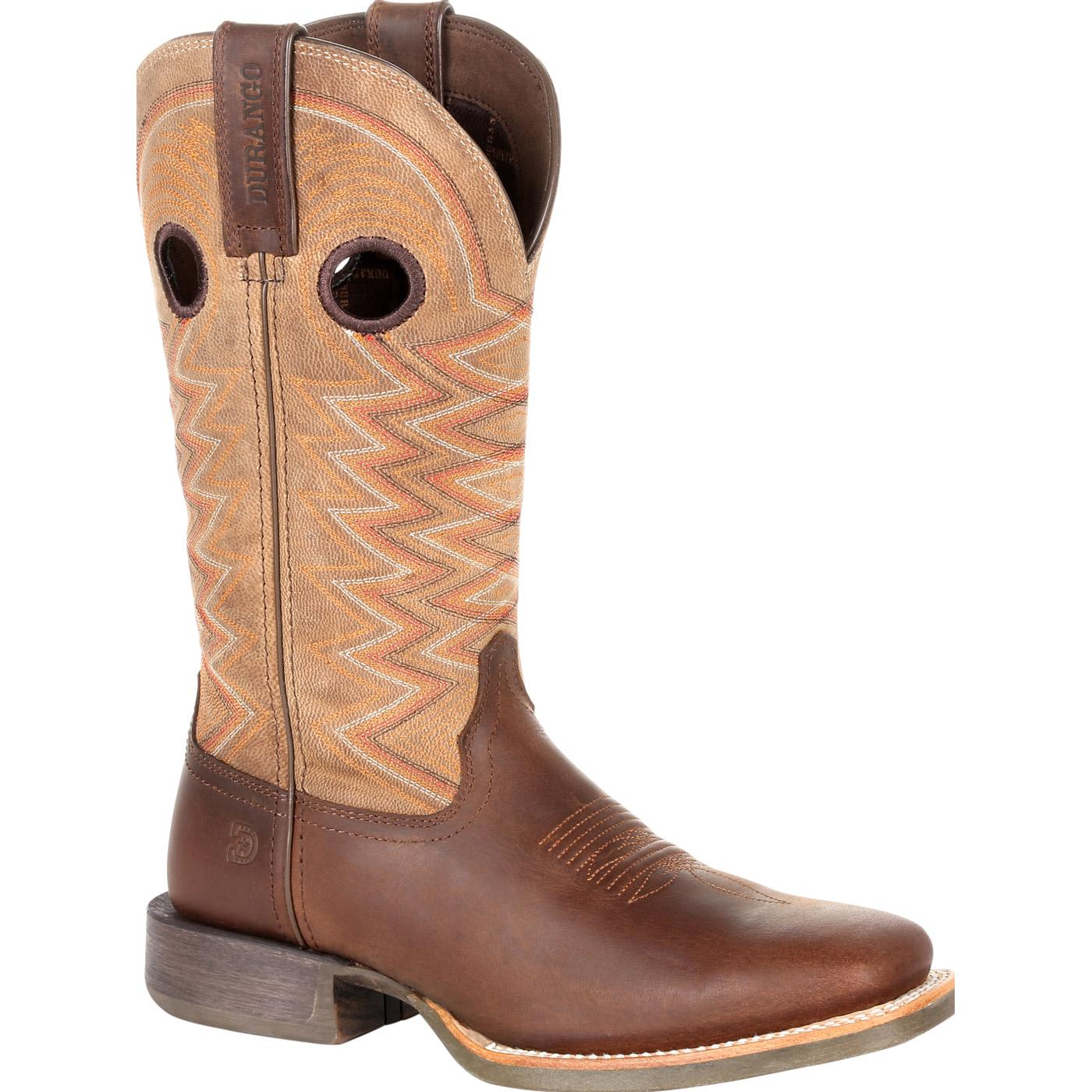 Durango® Lady Rebel Pro™ Women's Tan Western Boot