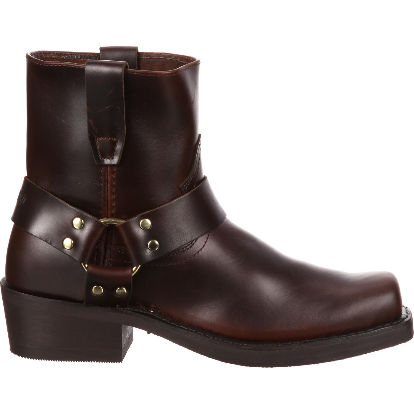 durango s 7 quot brown harness boot style db714