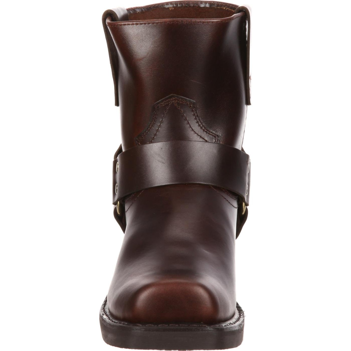 Men's ankle boots are practical for fall and winter. When the weather is chilly, a pair of men's ankle boots keep your feet warm and comfy. From chukka boots and Chelsea boots to waterproof and leather boots, our outstanding collection of men's ankle boots offers everything you could want.