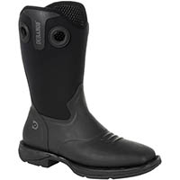 Durango Rebel Rancher Black Boot, , medium