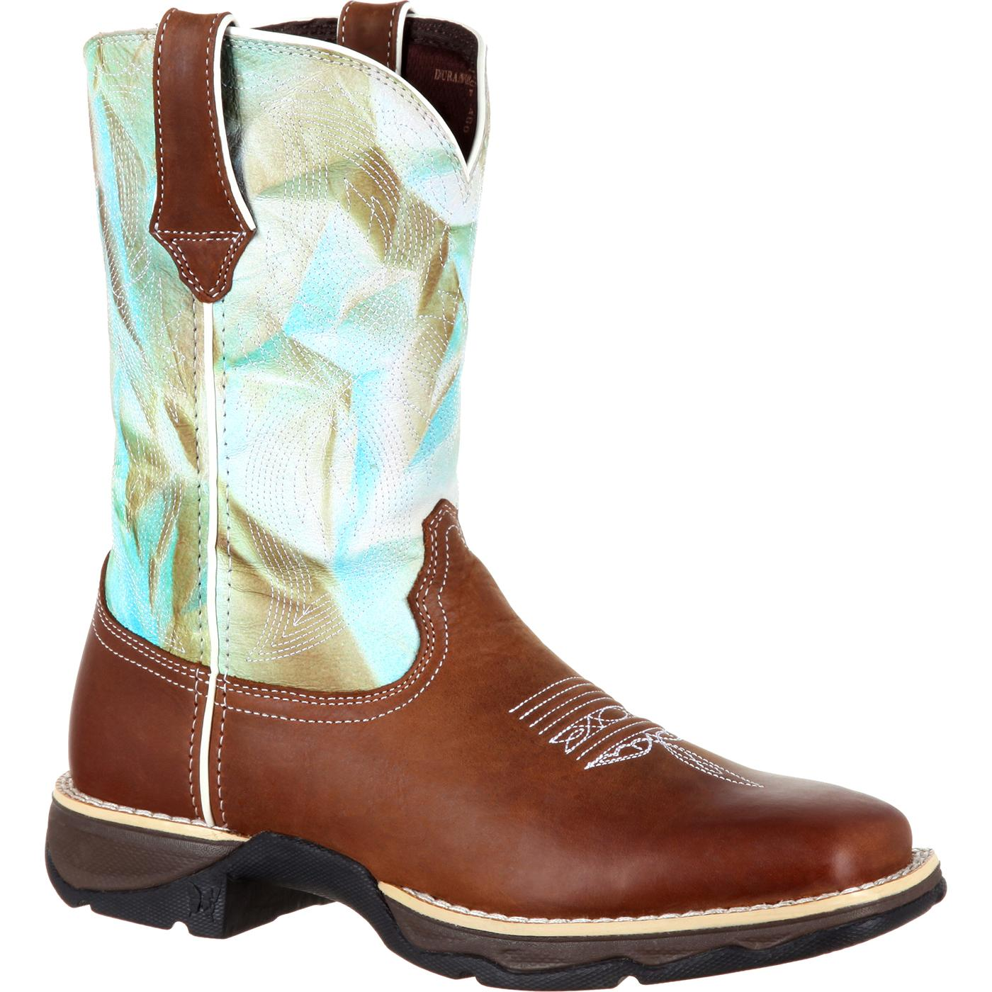 Lady Rebel Women's Western Boot-DRD0198