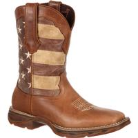 Lady Rebel by Durango Women's Faded Union Flag Western Boot, , medium