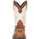 Lady Rebel™ by Durango® Women's Composite Toe Saddle Western Boot, , small
