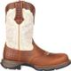 Lady Rebel by Durango Women's Composite Toe Saddle Western Boot, , small