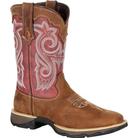 Lady Rebel� by Durango� Women's Red Western Boot